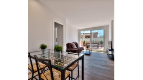 Appartement neuf Eden Saint-Fons investissement loi Pinel à Saint-Fons