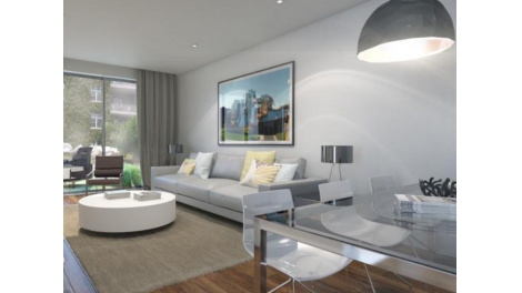 Appartement neuf Esprit Dumas investissement loi Pinel à Vaulx-en-Velin