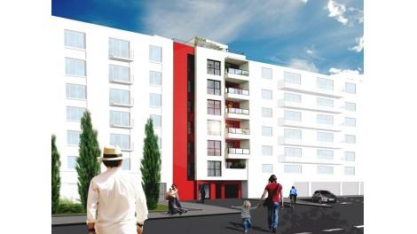 Appartement neuf Ambiance Montchat investissement loi Pinel à Villeurbanne