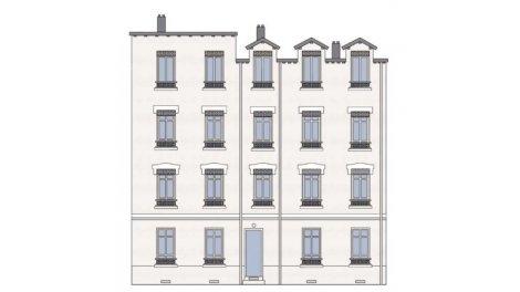 Appartement neuf Edouard VII à Villeurbanne