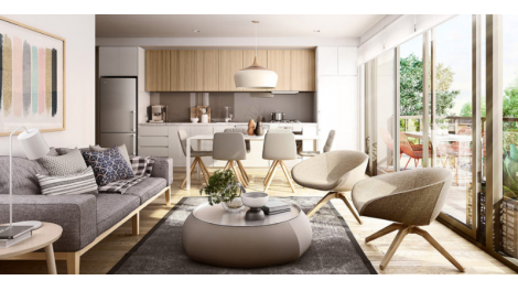 Appartement neuf Esprit Combe éco-habitat à Villy-le-Pelloux