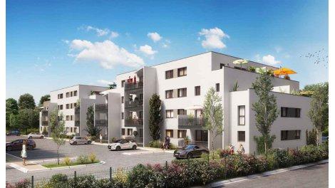 Du logement neuf la place de l 39 usine moulinex au sud de caen for Achat dans du neuf