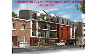 Appartements neufs Lodge 57 éco-habitat à Arras
