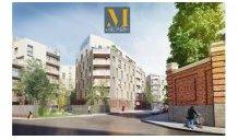 Appartements neufs Le Clos Malpart investissement loi Pinel à Lille