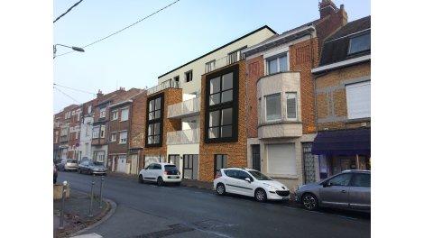 Appartements neufs Jeanne investissement loi Pinel à Lomme