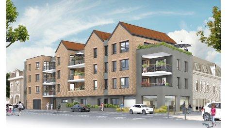 Appartements neufs Le Lodge d'Ypres investissement loi Pinel à Wambrechies