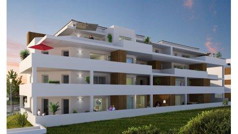 Appartement neuf Seaside éco-habitat à Mèze