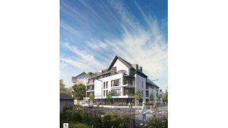 Appartements neufs Metropolitan investissement loi Pinel à Tours