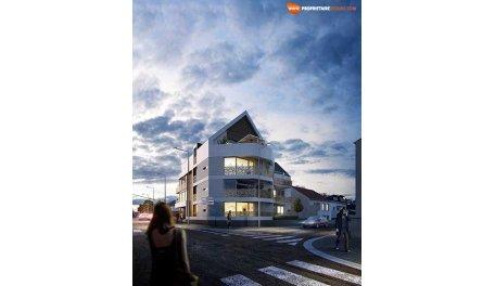 Appartements neufs Elegance investissement loi Pinel à Tours