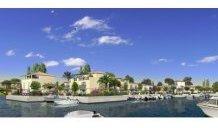 Maisons neuves Marina Corail éco-habitat à Aigues-Mortes