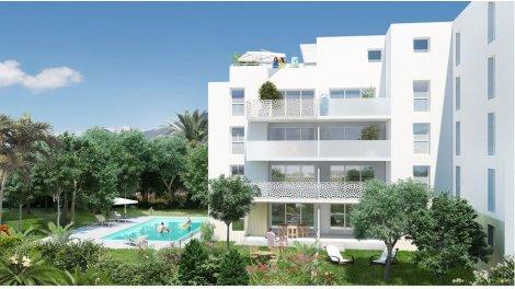 Appartement neuf Coeur Azur éco-habitat à Argeles-sur-Mer