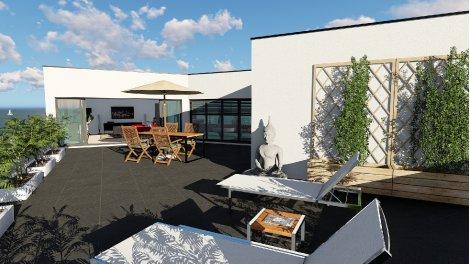 Appartement neuf Alizé à Canet-Plage