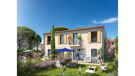 eco habitat neuf à Portiragnes