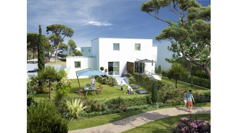 logement neuf à Valras-Plage