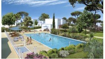 Appartements et maisons neuves La Dune 2 à Valras-Plage