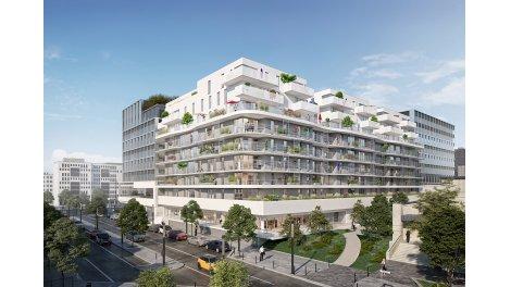 Appartement neuf New Wave investissement loi Pinel à Montigny-le-Bretonneux