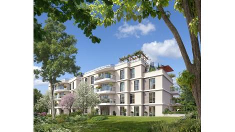Appartement neuf Jardin Secret à Sèvres