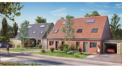 Appartement neuf Les près de Florine à Douvrin