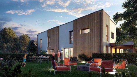 Appartement neuf Le Carré des Anémones éco-habitat à Mericourt