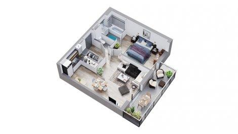 investir dans l'immobilier à Houplines