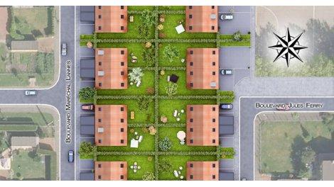 immobilier ecologique à Ostricourt