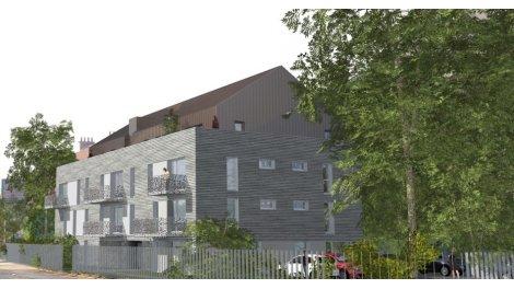 Appartement neuf Le Birdie éco-habitat à Valenciennes