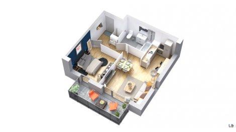 immobilier basse consommation à Valenciennes