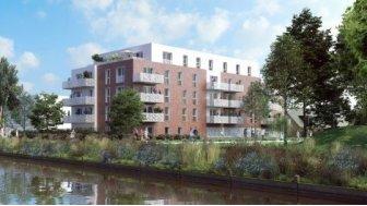 Appartements neufs Residence Rive Gauche éco-habitat à Armentières