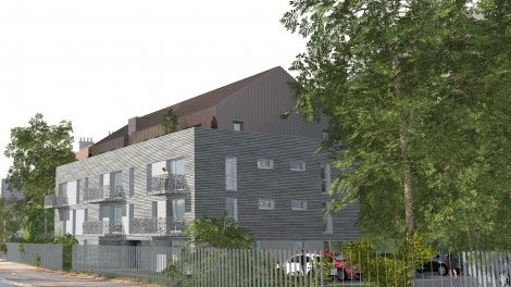 Appartements neufs Résidence le Birdie investissement loi Pinel à Valenciennes