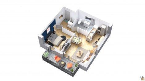 appartement neuf à Valenciennes