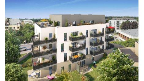 Appartement neuf In City à Châtillon-sur-Seiche