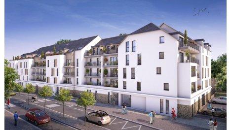 Appartement neuf Esprit Ville à Quimper