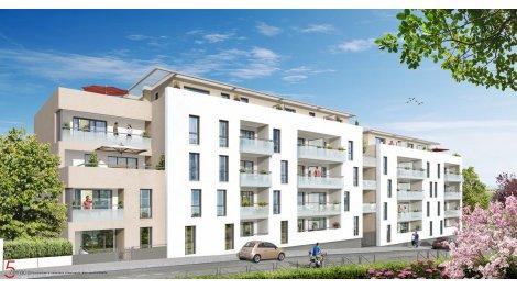 immobilier neuf à Caen