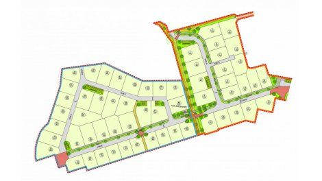 Appartement neuf Le Domaine des Sens à Pont-Scorff