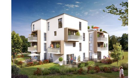 Appartement neuf Kewenn Park - Tranche 2 investissement loi Pinel à Quéven