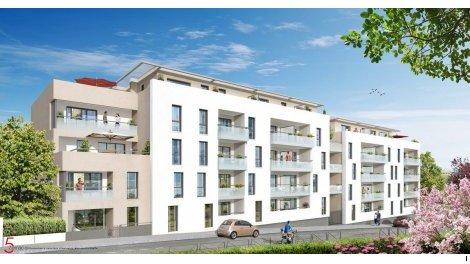 Appartement neuf La Canopee à Caen