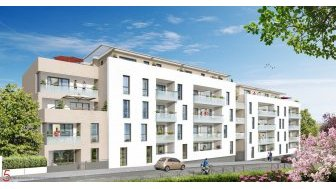 Appartements neufs La Canopee investissement loi Pinel à Caen