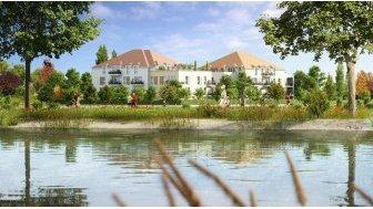 Appartements neufs Les Clefs du Perray investissement loi Pinel à Saint-Pierre-du-Perray