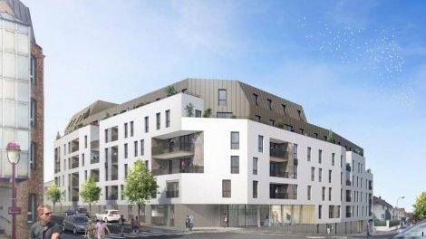 Appartement neuf Coeur de Ville investissement loi Pinel à Fresnes