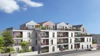 Appartements neufs Le Crystal investissement loi Pinel à Orsay
