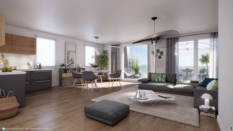 Le crystal investissement immobilier neuf loi pinel orsay for Loi achat immobilier neuf