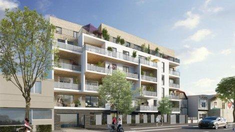 Appartement neuf Esprit Enghien investissement loi Pinel à Epinay-sur-Seine