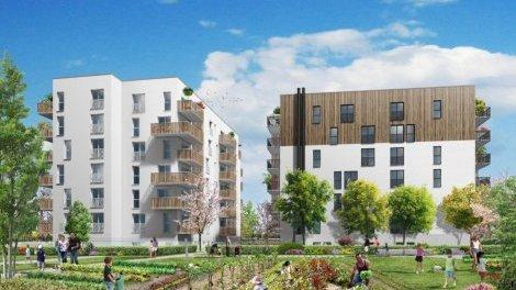 Appartement neuf Le 106 Stalingrad investissement loi Pinel à Champigny-sur-Marne