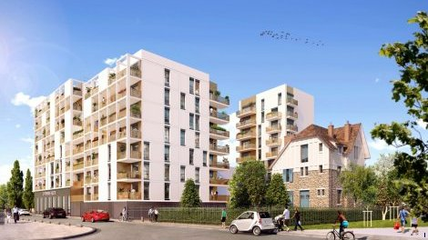Appartement neuf Le Val investissement loi Pinel à Ivry-sur-Seine