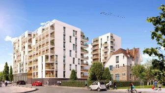 """Programme immobilier du mois """"LE VAL"""" - Ivry-sur-Seine"""