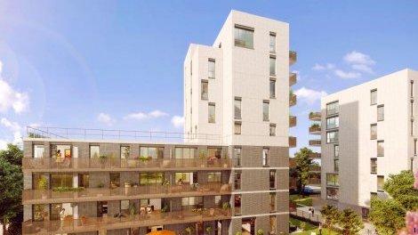 appartement neuf à Ivry-sur-Seine