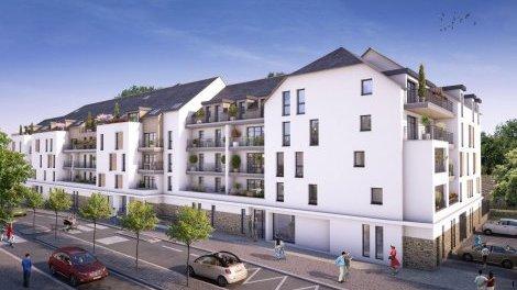 Appartement neuf Esprit Ville investissement loi Pinel à Quimper