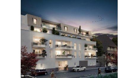 Appartement neuf Privilege investissement loi Pinel à Caen