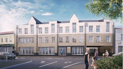 Appartement neuf Résidence les Brasseurs éco-habitat à Annoeullin