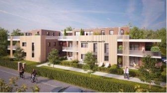 Appartements neufs Mont-Saint-Aignan - Village investissement loi Pinel à Mont-Saint-Aignan